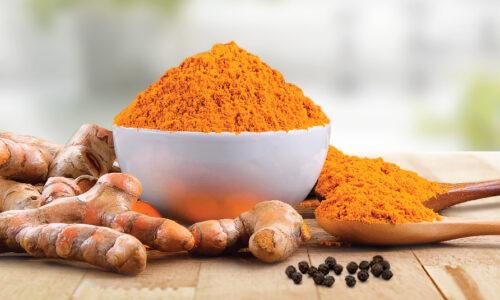 Organic Lakadong Turmeric